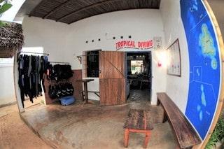 Centre de plongée Tropical Diving Ambatoloaka Nosy Be